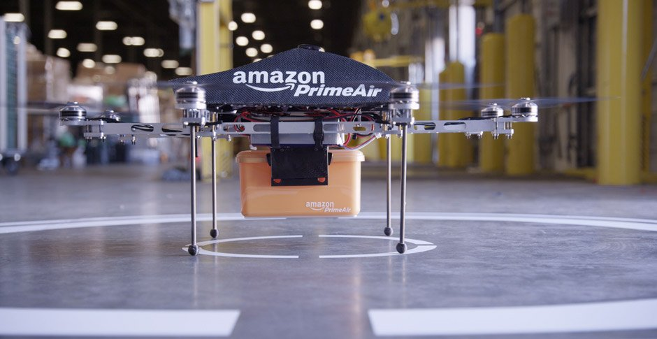 Article subject picture : US drone rules impact Amazon plans, By Maroc-OS.